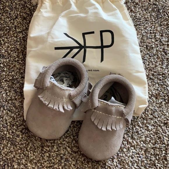 fc6c670e2b46b Freshly Picked Shoes | Genuine Leather Baby Moccasins | Poshmark